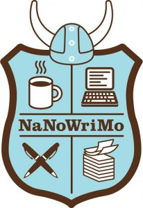 Nanowrimo sheild