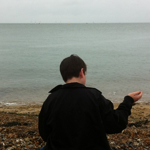 I Wish I Could Be A Stone, performed by Rochester Cathedral Choristers on Whitstable Beach, August 2014