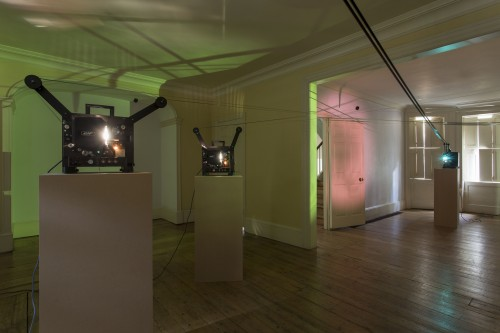Absolute Pitch II, installation view 3